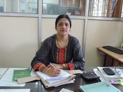 Accounts - AAO (Sunita Singh)